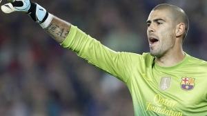 Victor Valdes, Barcelona's Number 1